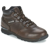 Shoes Men Ankle boots Timberland SPLITROCK 2 RED / Brown