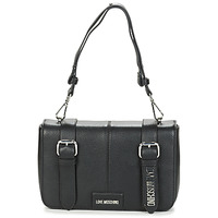 Bags Women Small shoulder bags Love Moschino JC4273 Black