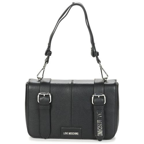 Bags Women Small shoulder bags Love Moschino JC4273 Black