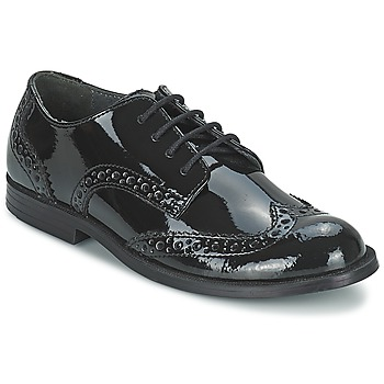 Shoes Girl Derby Shoes Start Rite BURFORD  BLACK / Patent