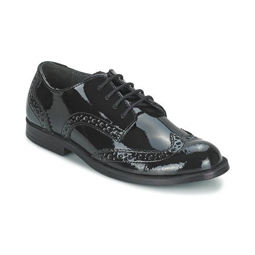 Shoes Girl Derby Shoes Start Rite BURFORD Black