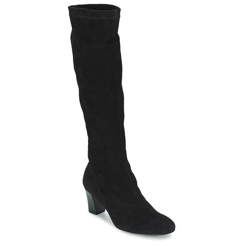 Shoes Women High boots Robert Clergerie PASSAC Black