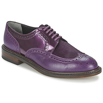 Shoes Women Derby Shoes Robert Clergerie ROEL Purple