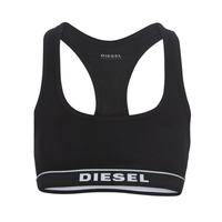 Underwear Women Sports bras Diesel MILEY Black