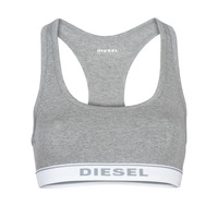 Underwear Women Sports bras Diesel MILEY Grey