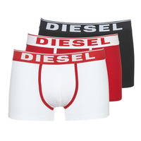 Underwear Men Boxer shorts Diesel DAMIEN Red / Black / White