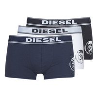 Underwear Men Boxer shorts Diesel SHAWN White / Grey / Black