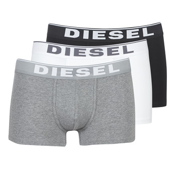 Underwear Men Boxer shorts Diesel DAMIEN White / Grey / Black