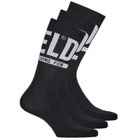 Clothes accessories Men Socks Diesel SKM-RAY-THREEPACK-0QATV-E4101 Black