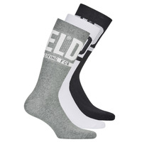 Shoe accessories Men Socks Diesel  Black / Grey / White