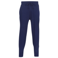 Clothing Men Tracksuit bottoms Ralph Lauren JOGGER-PANT-SLEEP BOTTOM Marine