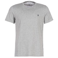 Clothing Men short-sleeved t-shirts Polo Ralph Lauren S/S CREW-CREW-SLEEP TOP Grey