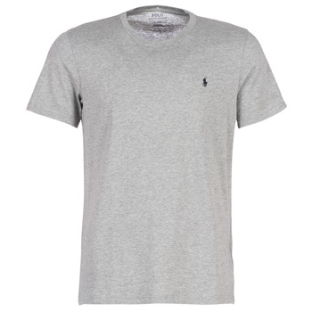 Clothing Men short-sleeved t-shirts Ralph Lauren S/S CREW-CREW-SLEEP TOP Grey