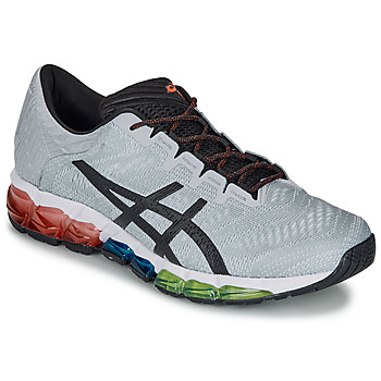 Shoes Men Low top trainers Asics GEL-QUANTUM 360 5 JCQ Grey / Multicoloured