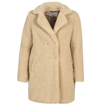 Clothing Women coats Noisy May NMGABI Beige
