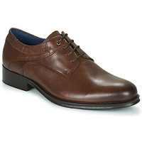 Shoes Men Derby Shoes Carlington LUCIEN Brown