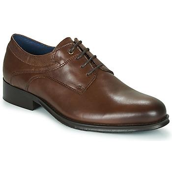 Shoes Men Derby Shoes Carlington LUCIEN Brown