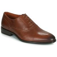 Shoes Men Brogues Carlington LUDIVIEN Cognac
