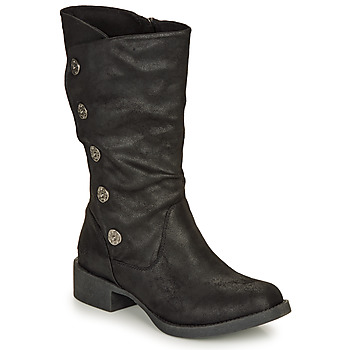 Shoes Women High boots Blowfish Malibu KEEDA Black