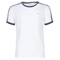 Clothing Men short-sleeved t-shirts Tommy Hilfiger AUTHENTIC-UM0UM00563 White