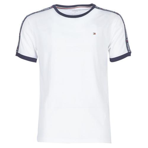 Clothing Men Short-sleeved t-shirts Tommy Hilfiger AUTHENTIC-UM0UM00563 White