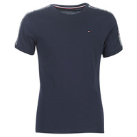 Clothing Men short-sleeved t-shirts Tommy Hilfiger AUTHENTIC-UM0UM00562 Marine