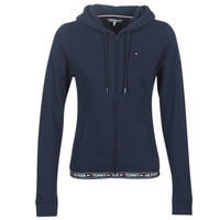 Clothing Women sweaters Tommy Hilfiger AUTHENTIC-UW0UW00582 Marine