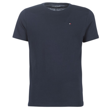 Clothing Men short-sleeved t-shirts Tommy Hilfiger COTTON ICON SLEEPWEAR-2S87904671 Marine