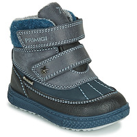 Shoes Boy Mid boots Primigi (enfant) PEPYS GORE-TEX Blue