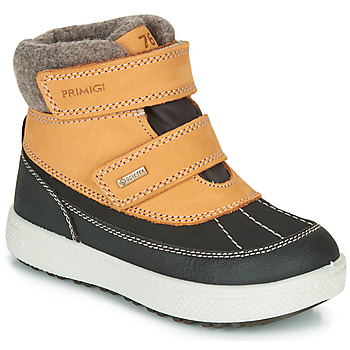 Shoes Children Mid boots Primigi PEPYS GORE-TEX Honey