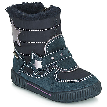 Shoes Girl Snow boots Primigi RIDE 19 GORE-TEX Blue
