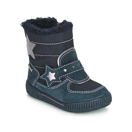 Shoes Girl Snow boots Primigi RIDE 19 GORE-TEX Blue