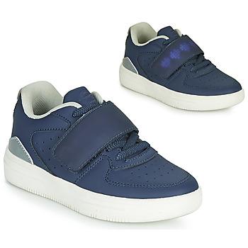 Shoes Children Low top trainers Primigi (enfant) INFINITY LIGHTS Blue