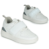 Shoes Children Low top trainers Primigi (enfant) INFINITY LIGHTS White