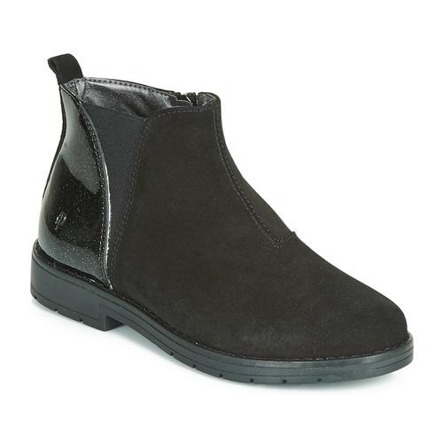 Shoes Girl Mid boots Primigi FANTASY ROYAL Black