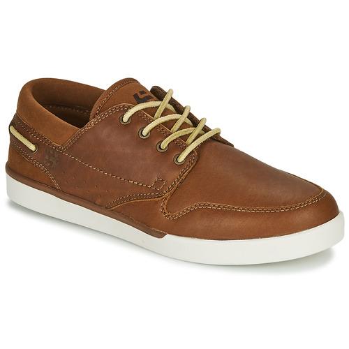 Shoes Men Low top trainers Etnies DURHAM Brown