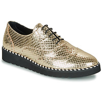 Shoes Women Derby Shoes Ippon Vintage ANDY STEED Gold