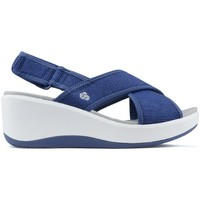 Shoes Women Sandals Clarks Sandals  STEP COVE BLUE