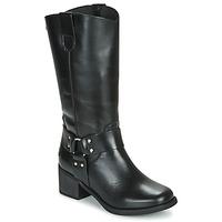 Shoes Women High boots Musse & Cloud AUSTIN Black