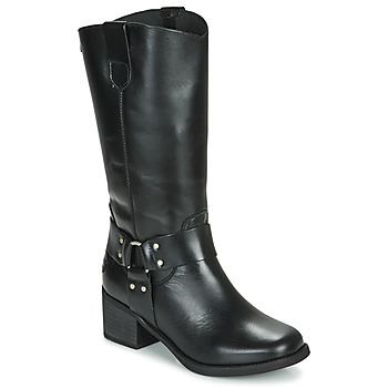 Shoes Women High boots Musse & Cloud AUSTIN Black