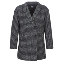 Clothing Women coats Le Temps des Cerises GRACE Black