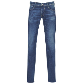 Clothing Men slim jeans Le Temps des Cerises 711 BASIC Blue