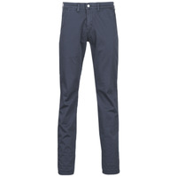 Clothing Men chinos Le Temps des Cerises JAS3 Marine
