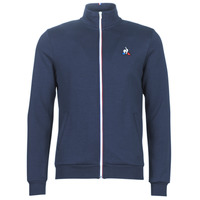 Clothing Men Track tops Le Coq Sportif ESS FZ SWEAT N°2 M Blue / Marine