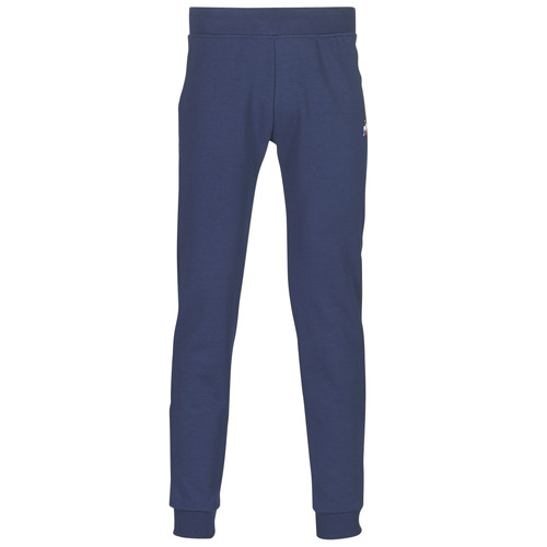 Clothing Men Tracksuit bottoms Le Coq Sportif ESS PANT SLIM N°1 M Blue / Marine