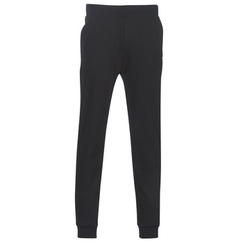 Clothing Men Tracksuit bottoms Le Coq Sportif ESS PANT REGULAR N°2 M Black