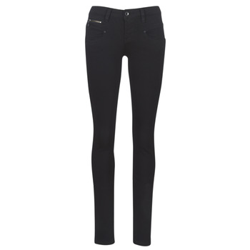 Clothing Women slim jeans Freeman T.Porter ALEXA SLIM S-SDM Black