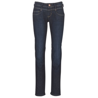 Clothing Women Straight jeans Freeman T.Porter CATHYA SDM Blue / Raw