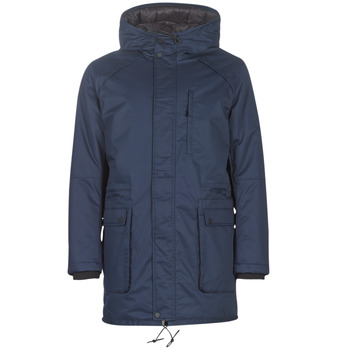 Clothing Men Parkas Selected SLHVINCENT Marine