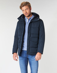 Clothing Men Duffel coats Selected SLHLENO Marine